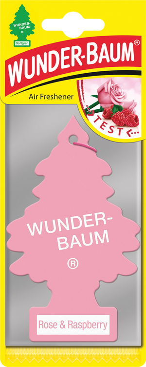 WUNDER-BAUM Rose and Raspberry 1-pack