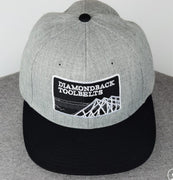 Team Diamondback Wool Snapback keps