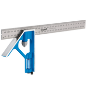 Kombinationsvinkelhake 30cm TRUE BLUE Combination Square (Metric)