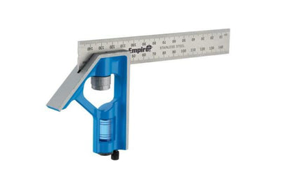 Kombinationsvinkelhake 15cm TRUE BLUE Combination Square (Metric)
