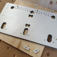 Lamello Cabineo Router Template