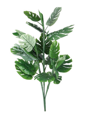 Artificial Split Philo Green Plant Without Pot ( L 96 cm X 153  cm ) - Artificial Flowers & Plants - PolliNation