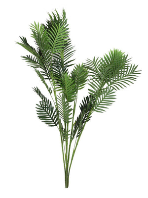Artificial Palm Plant Without Pot (L 110 cm X H 117 cm ) - Artificial Flowers & Plants - PolliNation