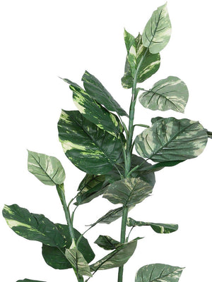 Artificial Phothosphilo Plant Without Pot ( L 94 cm X H 153 cm ) - Artificial Flowers & Plants - PolliNation