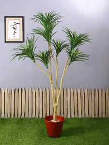 Artificial Yucca Green Plant Without Pot