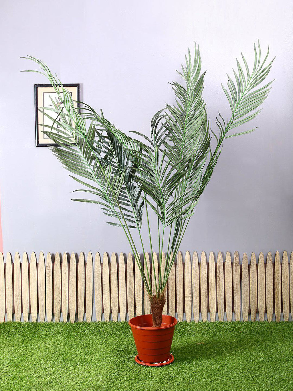 Artificial Palm Plants Without Pot