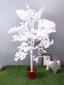 Artificial White Gingko tree Without Pot