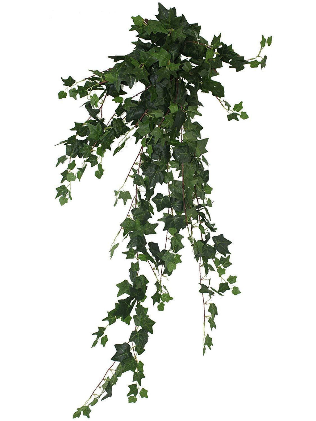 Artificial Ivy Creeper Artificial Plant (130 cm, Green)