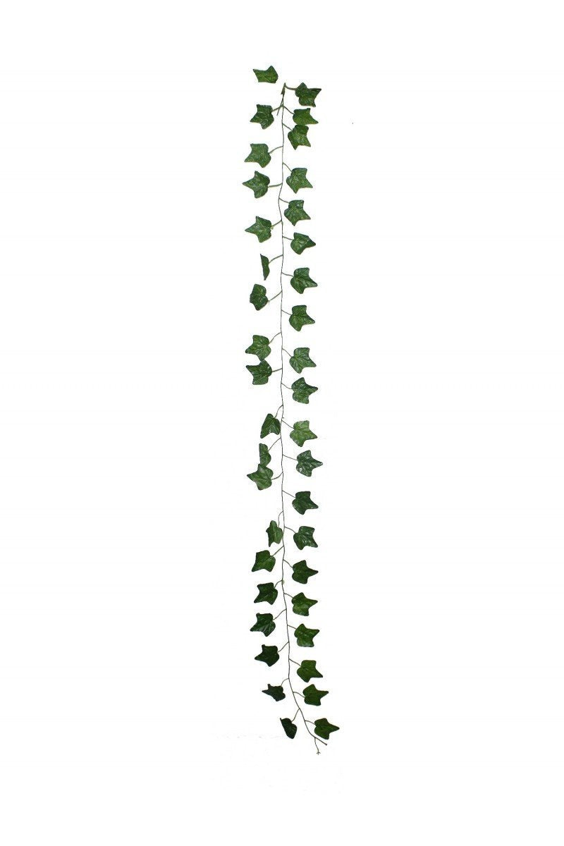 Artificial Ivy Creeper Artificial Plant (153 cm, Green)