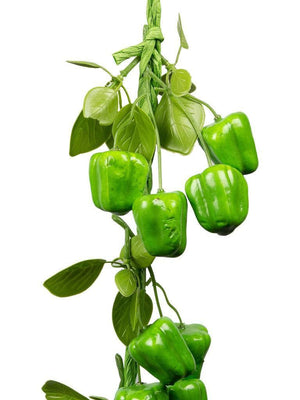 Hanging Vegetable Artificial Plant (38 cm)