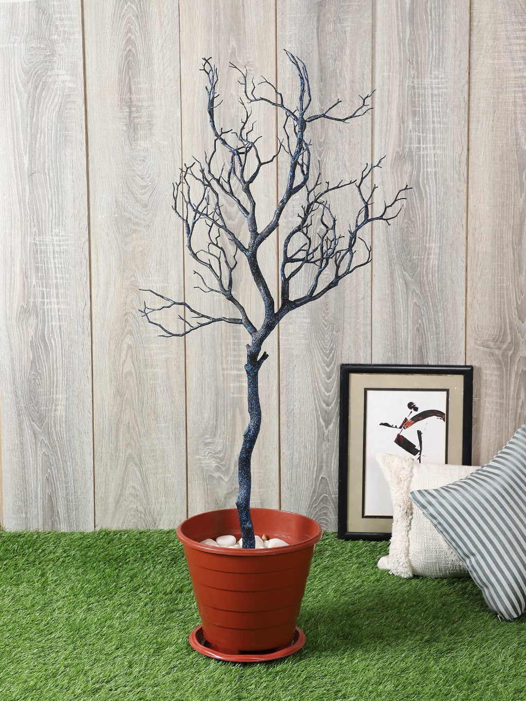 Artificial Plant Without Pot For Home Garden Decoration