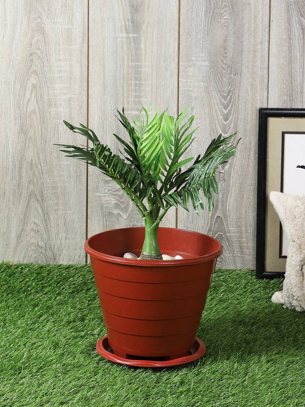 Artificial Palm Plant Without Pot