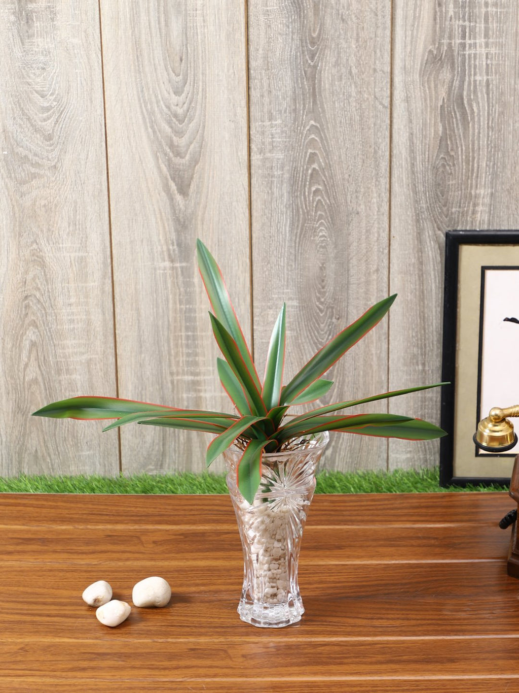 Artificial Plant Without Pot ( 50 cm X H 42 cm ) - Artificial Flowers & Plants - PolliNation