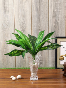 Artificial Diffenbachia Plant Without Pot ( L 60 cm X H 52 cm )