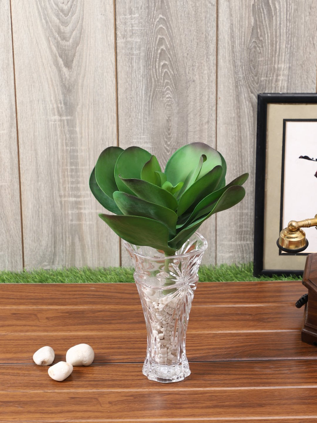 Artificial Plant Without Pot ( L 35 cm X  H 34 cm ) - Artificial Flowers & Plants - PolliNation