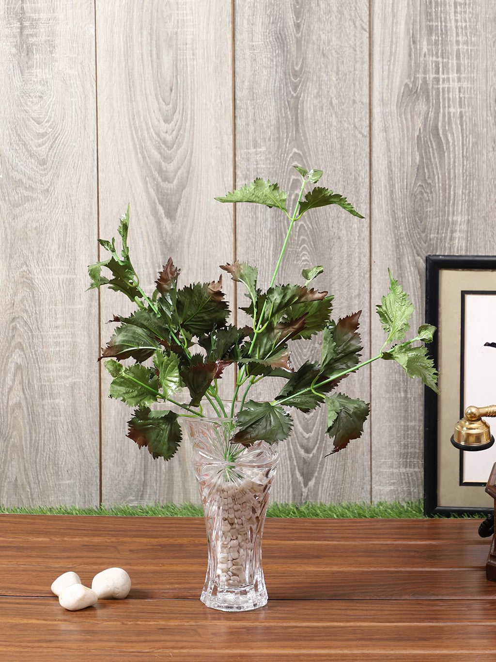 Artificial Green Plant Without Pot ( L 30 cm X 40 cm ) - Artificial Flowers & Plants - PolliNation