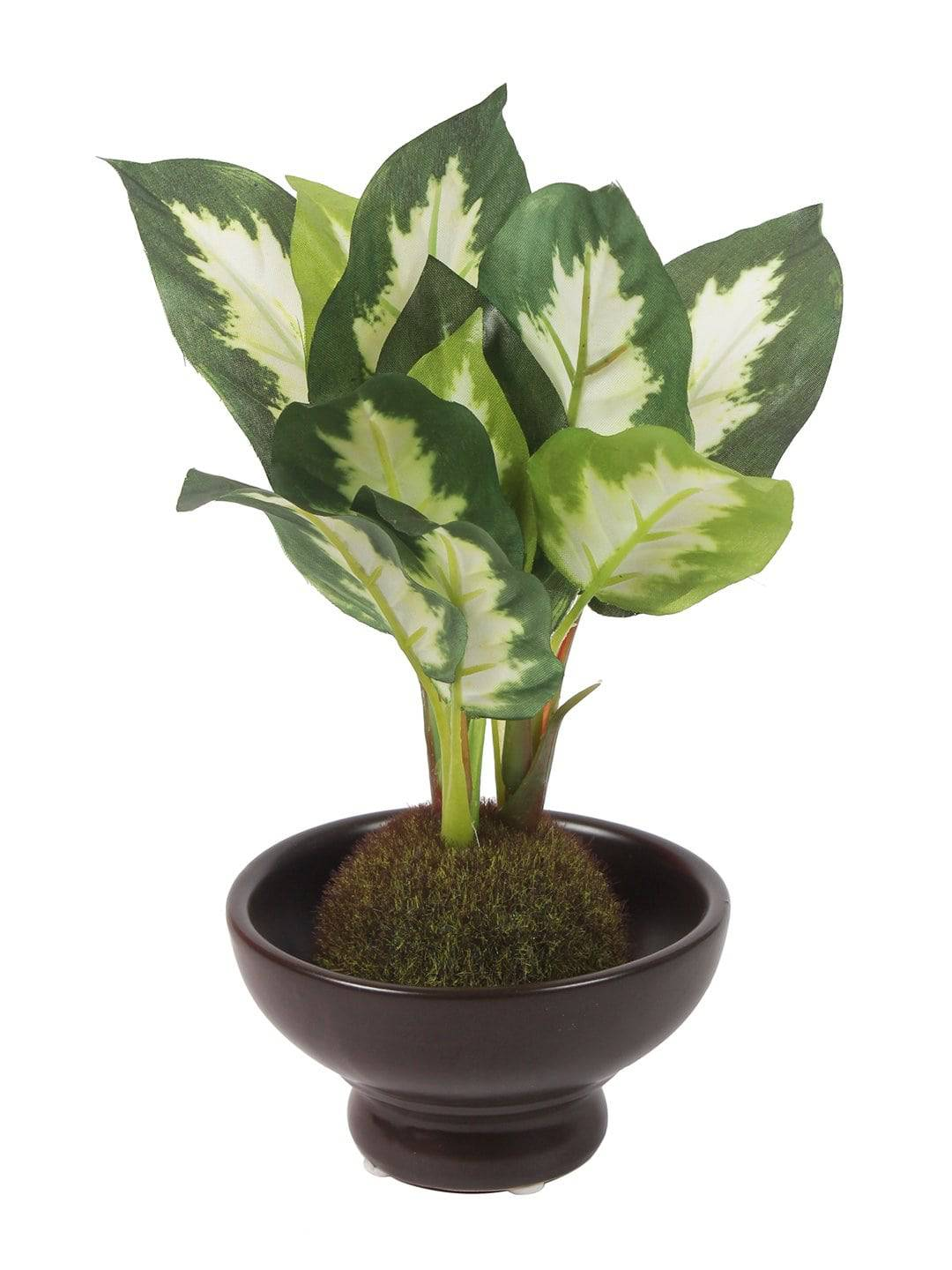 Artificial Bonsai Plant With Ceramic Pot for Home Office Garden Balcony Decoration - Artificial Flowers & Plants - PolliNation