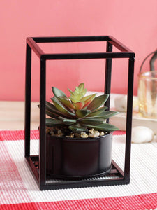 Polyester Metal Stand Bonsai - Artificial Flowers & Plants - PolliNation