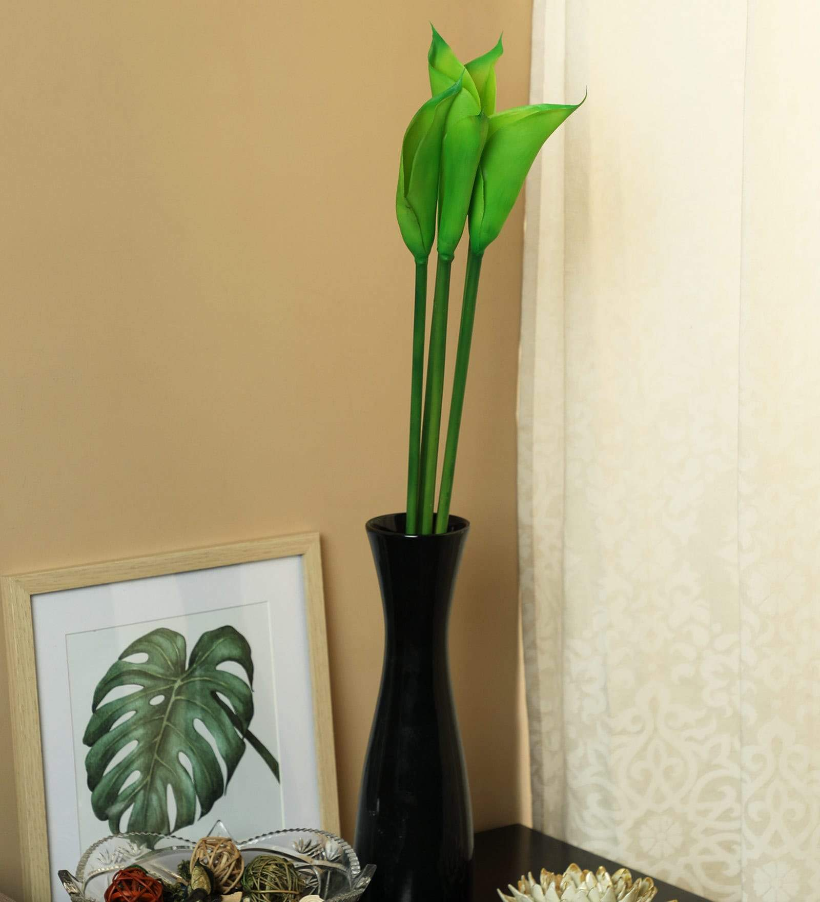 Artificial Flower Arum Callalily (20 inch, Pack of 5) - Artificial Flowers & Plants - PolliNation