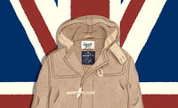 British Made Duffle Coat