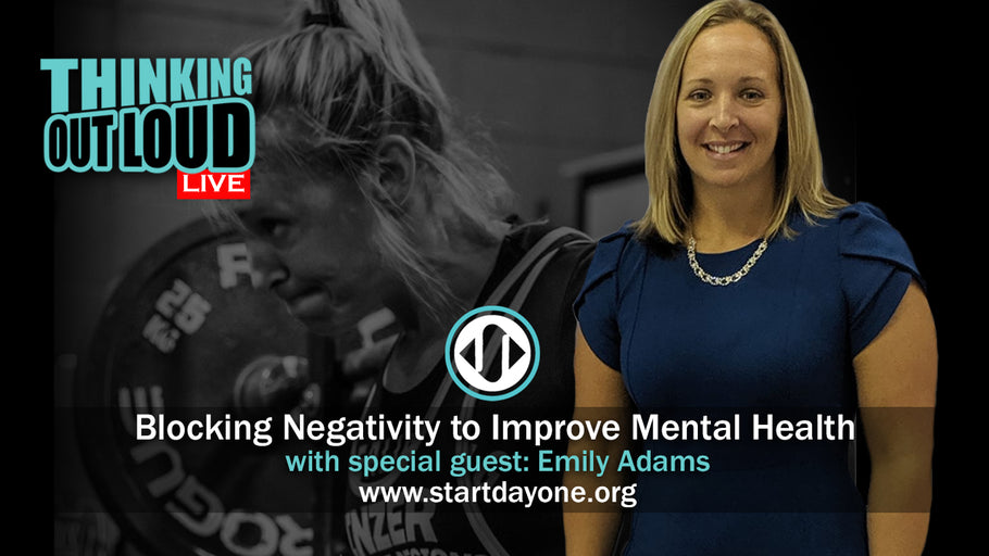 [Video] Blocking Negativity to Improve Mental Health