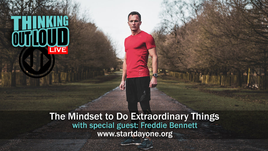 [Video] The Mindset to Do Extraordinary Things
