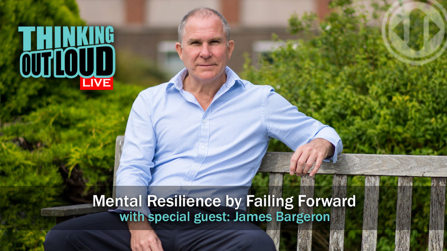 [Video] Mental Resilience by Failing Forward