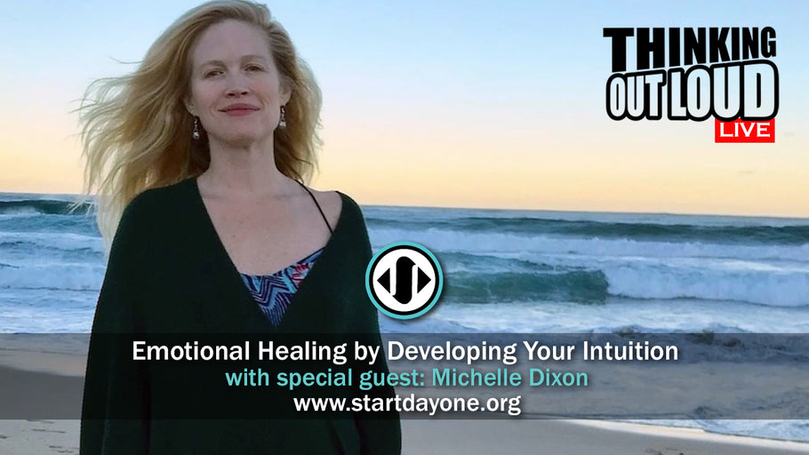 Emotional Healing by Developing your Intuition