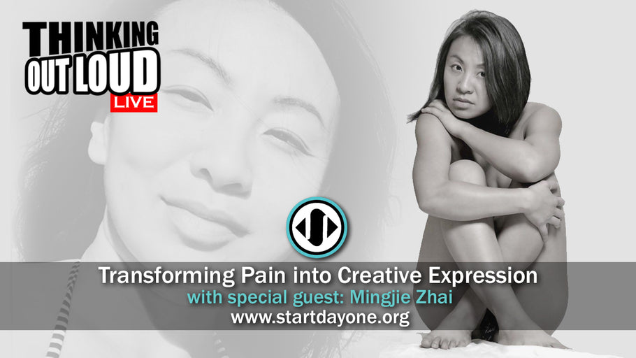 [Video] Transforming Pain into Creative Expression