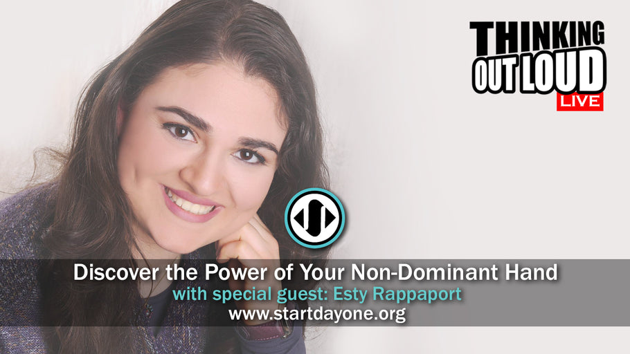 [Video] Discover the Power of Your Non-Dominant Hand