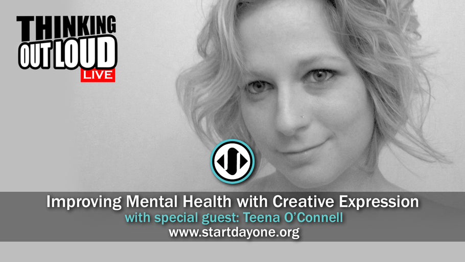 [Video] Improving Mental Health with Creative Expression