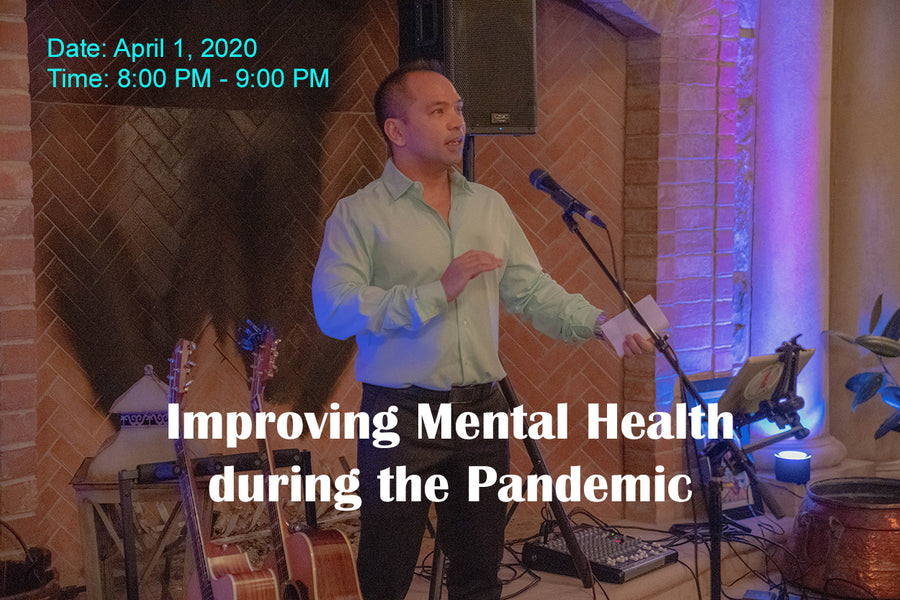 [Video] Improving your Mental Health During the COVID-19 Pandemic