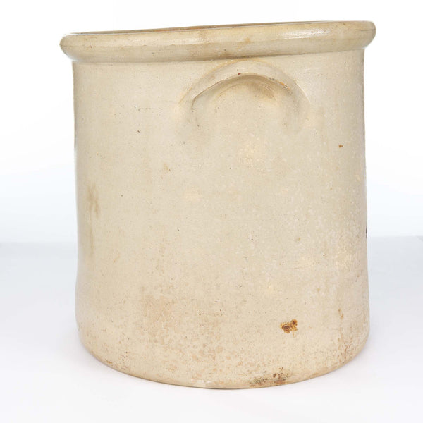 5 Gallon Salt Glazed Crock No Lid