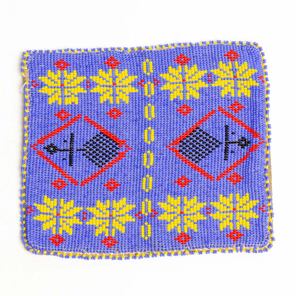 Salish Beaded Pouch C1960