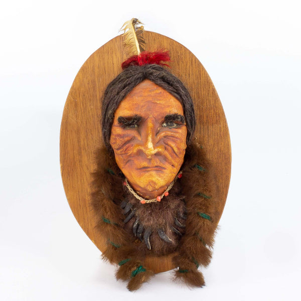 "Sioux Nation Figure Sitting Bull ""Hank Papa"""
