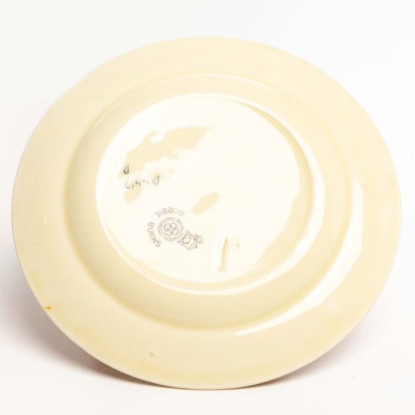 Royal Doulton The Bobbie Burns Small Plate
