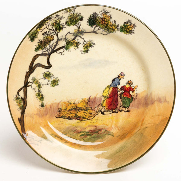 Royal Doulton The Gleaners Small Plate
