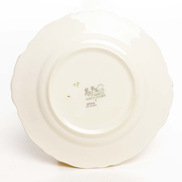 Royal Winton Petunia Cake Plate