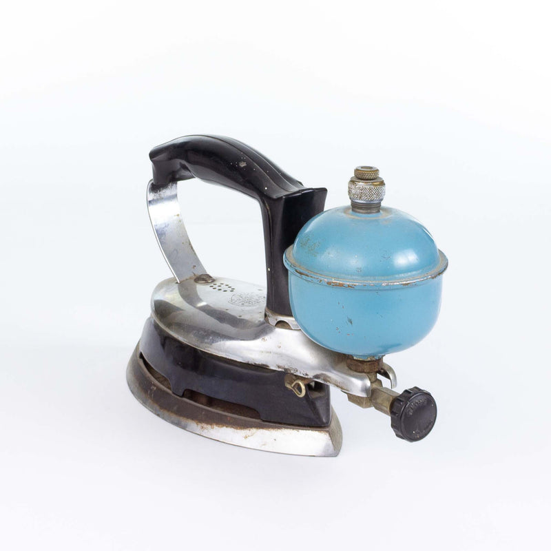 Coleman Number 60 Blue Gas Iron