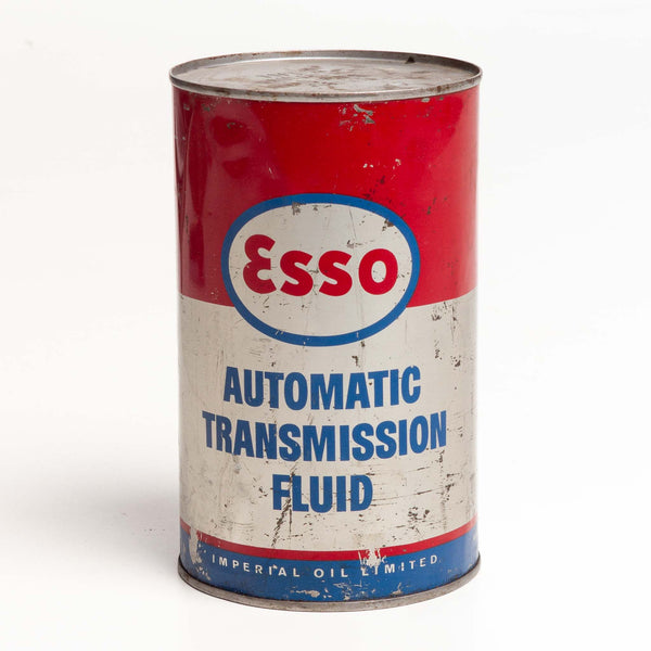 Esso Imperial Transmission Fluid 1-Qt Can Metal