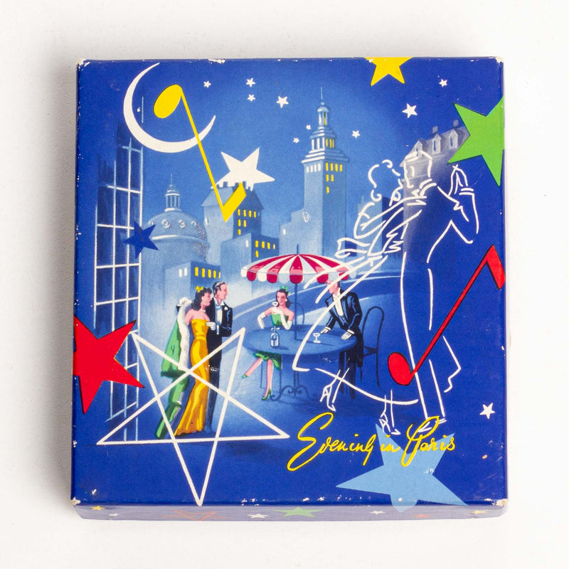 Evening in Paris Gift Set in Decorative Holiday Box