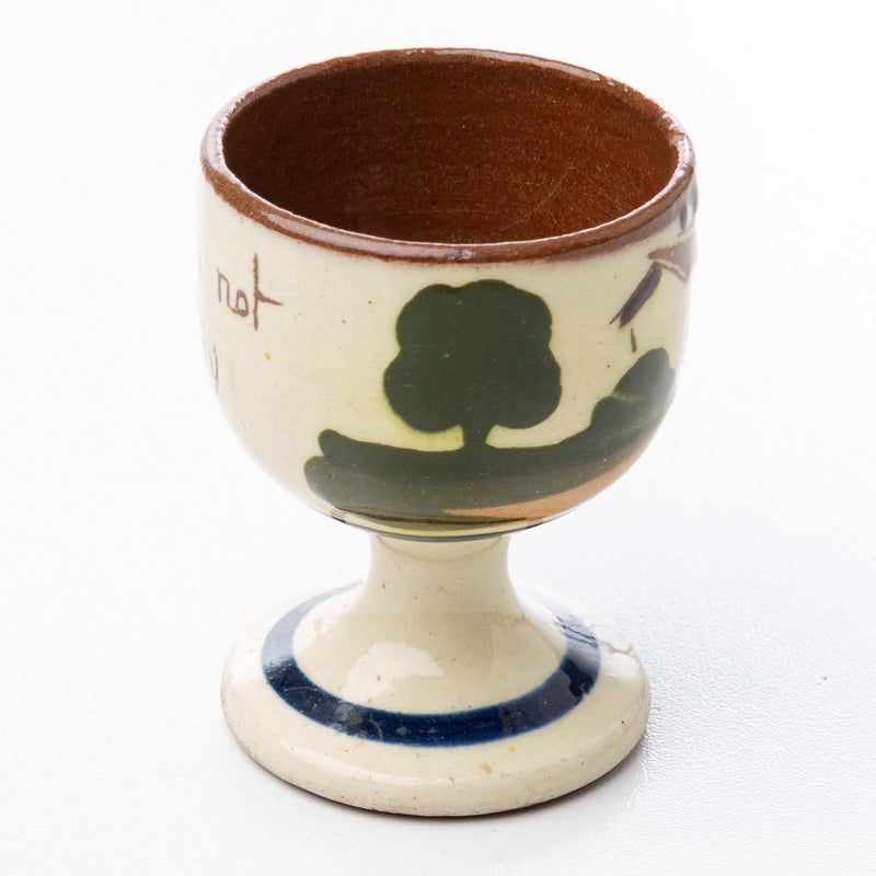 Torquay Ware Egg Cup