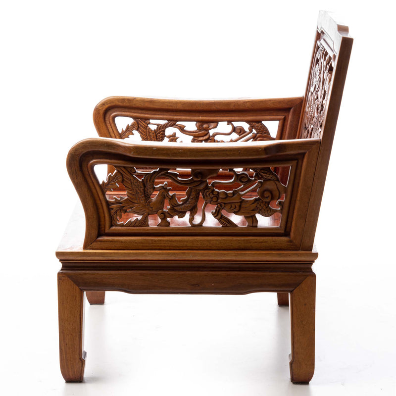 Hand-Carved Chinese Chairs