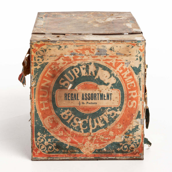 Huntley & Palmers Superior Large Biscuit Tin