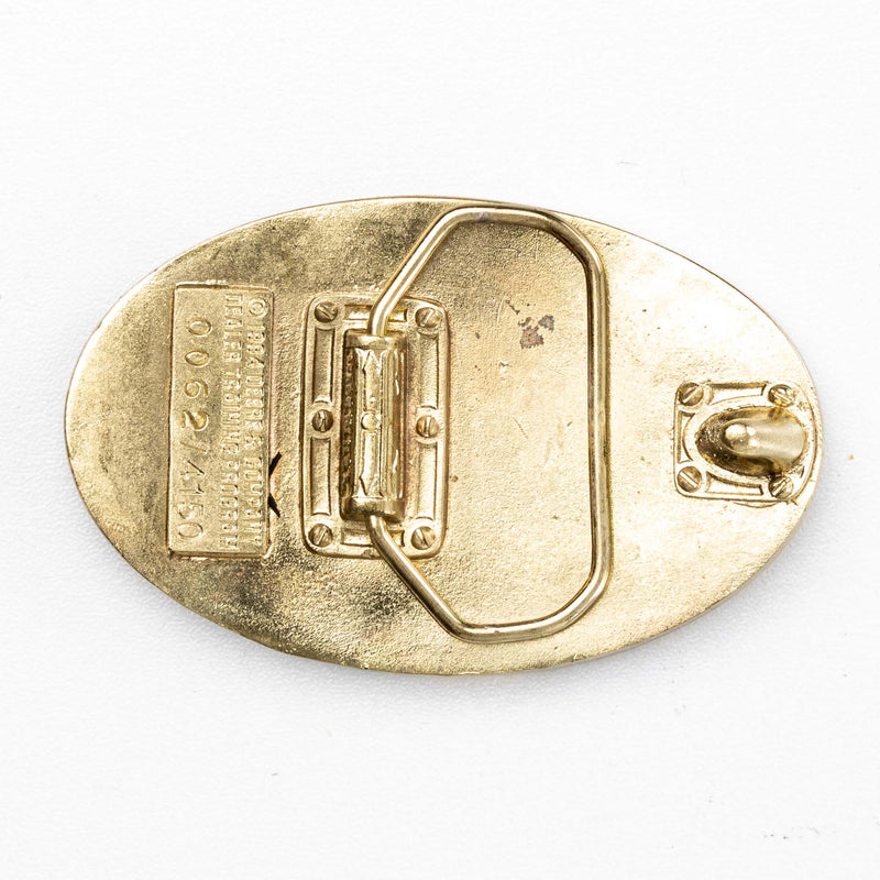 John Deere Dealer Training Buckle - 1994