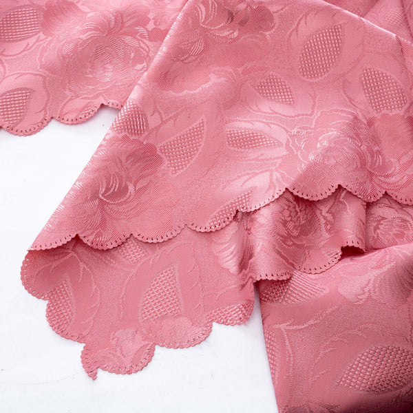 Pink Large Tablecloth