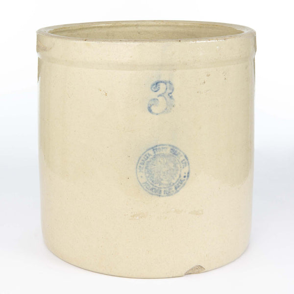 Medalta Stoneware Crock - 3 Gallon, as-is