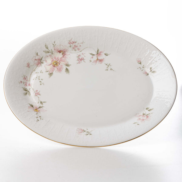 Breath of Spring Serving Platter