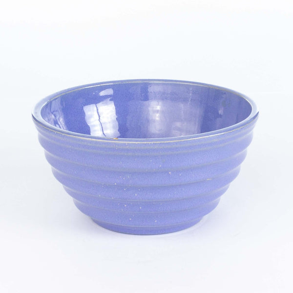 "Blue Medalta Mixing Bowl 7"" as is"