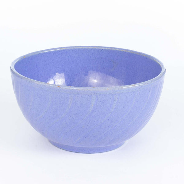 "Blue Medalta Mixing Bowl 8"" as is"